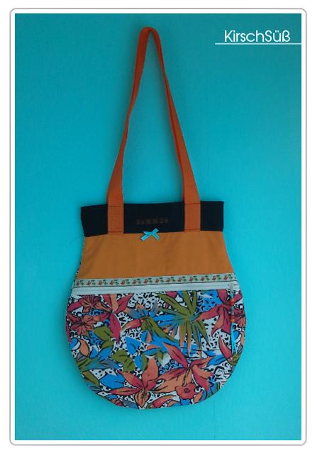 Tropfentasche für den Sommer