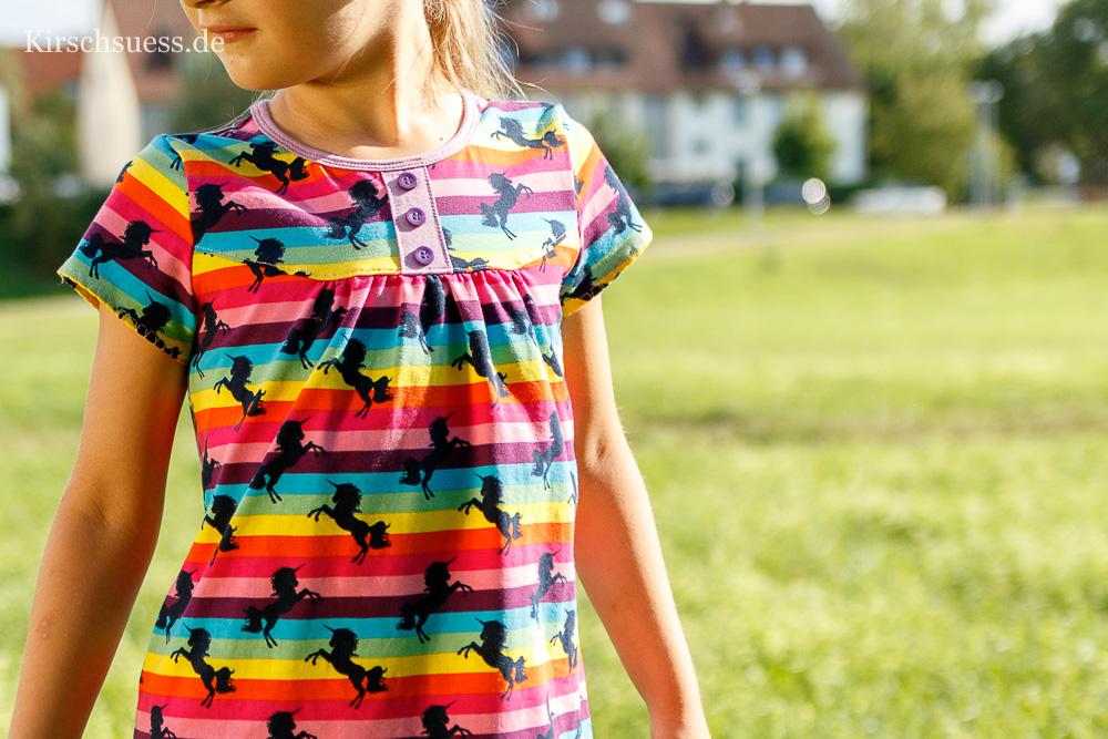 Konfettipattern – Girly Shirt